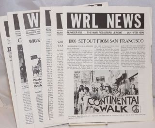 WRL News [6 issues
