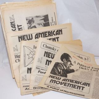 New American Movement [25 issues