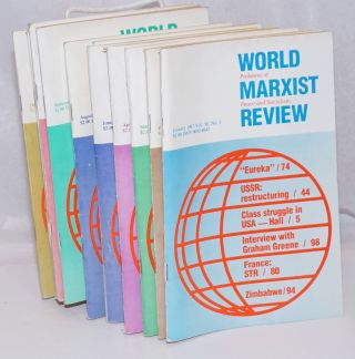 World Marxist Review: Problems of peace and socialism; Vol. 30, nos. 1-12