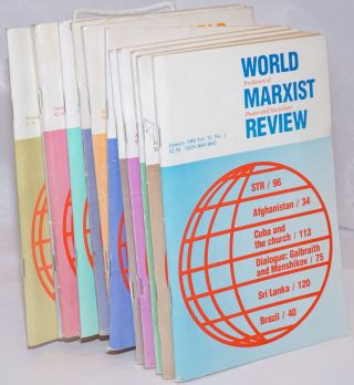 World Marxist Review: Problems of peace and socialism; Vol. 31, nos. 1-12