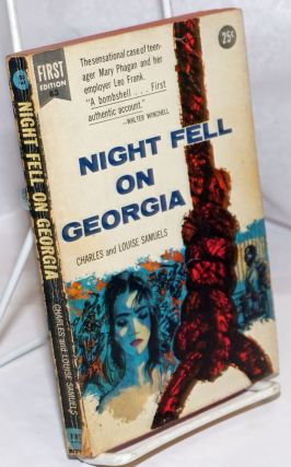 Night Fell on Georgia. Charles Samuels, Louise