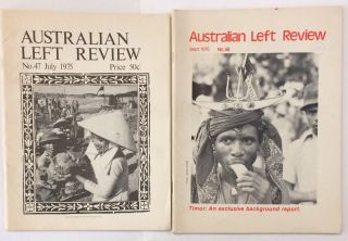 Australian Left Review (two issues, no. 47 and 48