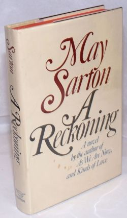 A Reckoning: a novel. May Sarton