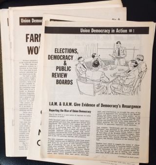 Union democracy in action [twelve issues