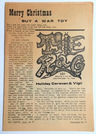 The Rag. Vol. 1, No. 10 (December 12, 1966