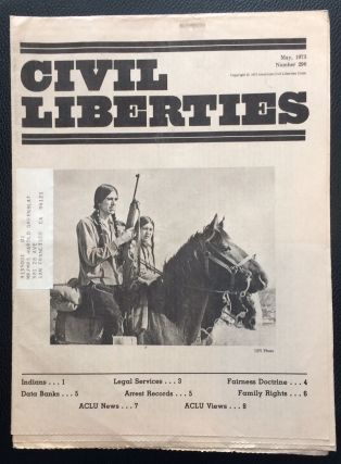 Civil Liberties. No. 296 (May 1973