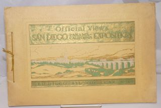 Official Views, San Diego Panama-California Exposition. San Diego - all the year - 1915
