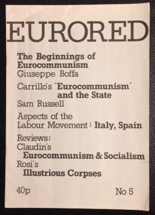 Eurored. No. 5
