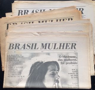 Brasil mulher [12 issues