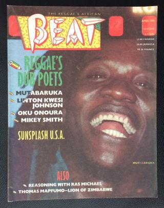 The Reggae & African beat. April 1985