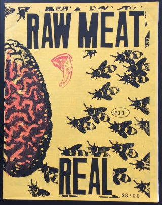 Raw Meat No. 11