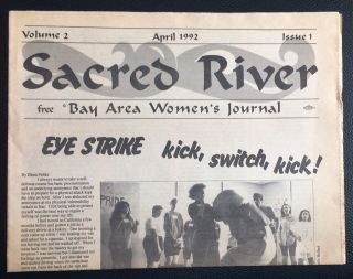 Sacred River. Bay Area Women's Journal. Vol. 2 no. 1 (April 1992