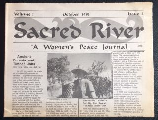 Sacred River. Bay Area Women's Journal. Vol. 1 no. 7 (Oct. 1991