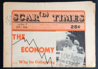 SCAR(d) Times. Vol. 2 no. 7 (Jan.-Feb. 1976