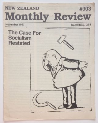 New Zealand Monthly Review. No. 303 (Nov. 1987