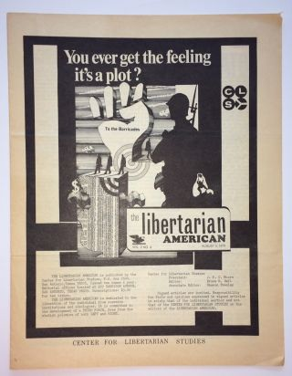 The Libertarian American. Vol. 2 no. 4 (August 3, 1970