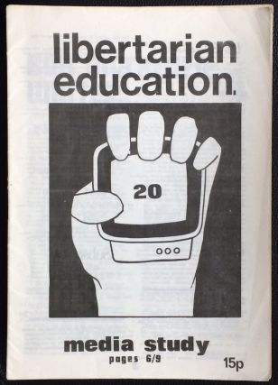 Libertarian Education. No. 20