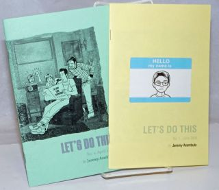 Let's Do This [2 issues]. Jeremy Arambulo