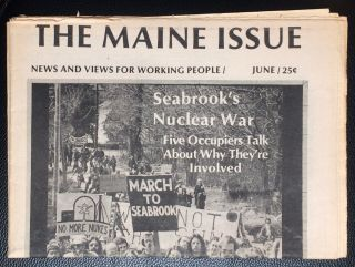 The Maine Issue (June 1976