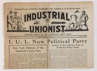 Industrial Unionist. Vol. 2 no. 3 (August 1933