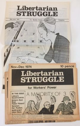 Libertarian Struggle [four issues