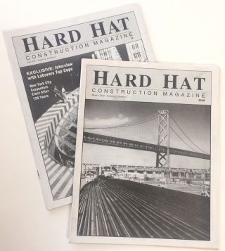 Hard Hat Construction Magazine [two issues
