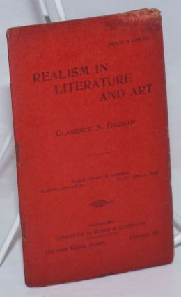 Realism in literature and art. Clarence Darrow