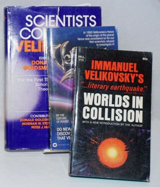 Three items: Immanuel Velikovsky's Worlds in Collision with a new introduction by the author ...