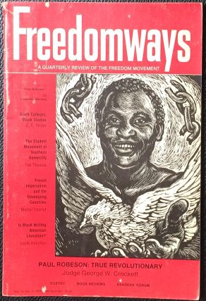 Freedomways, a quarterly review of the freedom movement. Vol. 13 no. 1