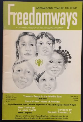 Freedomways, a quarterly review of the freedom movement. Vol. 19 no. 3