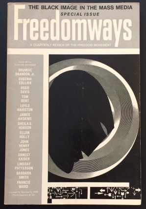 Freedomways, a quarterly review of the freedom movement. Vol. 14 no. 3