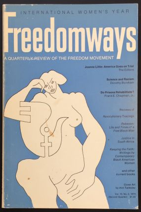 Freedomways, a quarterly review of the freedom movement. Vol. 15 no. 2