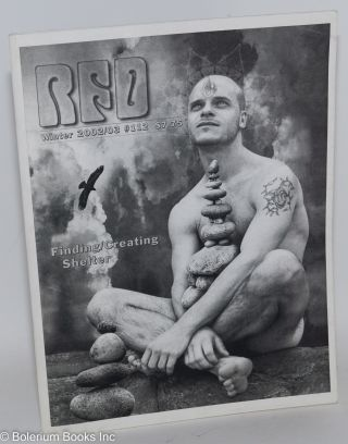 RFD: Radical Faerie Digest; #112 Winter, 2002/03, vol. 29, #2; finding/creating shelter. Harry Hay