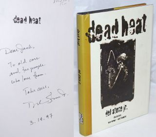 Dead Heat [inscribed and signed]. Del Jr. Stone, Dave Dorman, Scott Hampton, Jack Cady association
