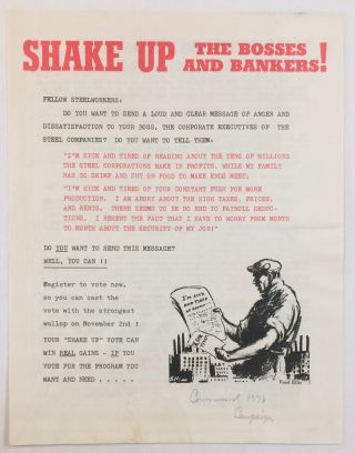Shake up the bosses and bankers!