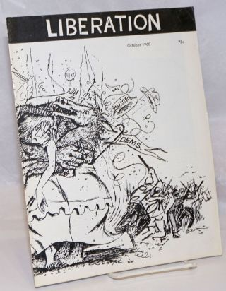 Liberation: Vol. 13, no. 5, October 1968