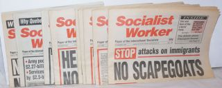 Socialist Worker [Canada]. International Socialists in the Canadian State