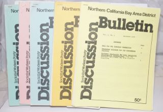 Northern California Bay Area District discussion bulletins, vol. 1, nos. 1-5, December,...