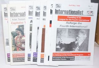 The Internationalist. A journal of revolutionary Marxism for the reforging of the Fourth...