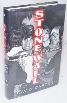 Stonewall; the riots that sparked the gay revolution. David Carter