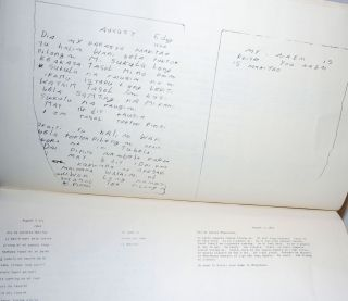 A Study in Nascent Literacy. Neo-Melanesian Correspondence from a Fore, New Guinea Youth