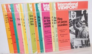 International viewpoint [22 issues for the year 1983]. United Secretariat Fourth International
