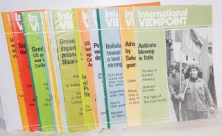International viewpoint [20 issues for the year 1983]. United Secretariat Fourth International