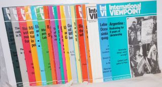 International viewpoint [23 issues for the year 1984]. United Secretariat Fourth International