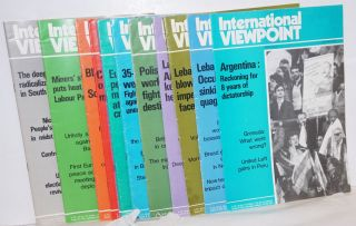 International viewpoint [13 issues for the year 1984]. United Secretariat Fourth International
