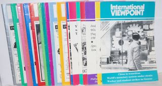 International viewpoint [19 issues for the year 1987]. United Secretariat Fourth International