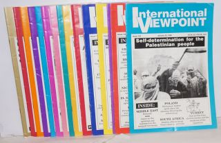 International viewpoint [21 issues for the year 1989]. United Secretariat Fourth International
