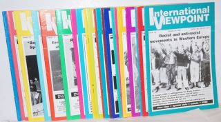 International viewpoint [17 issues for the year 1989]. United Secretariat Fourth International