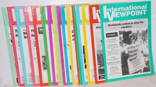 International viewpoint [21 issues for the year 1991]. United Secretariat Fourth International