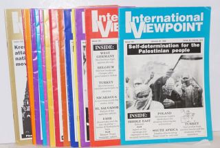 International viewpoint [21 issues for the year 1988]. United Secretariat Fourth International